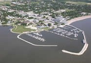 Gimli Harbour - Heartland International Travel and Tours - Architectural Tours - Winnipeg - Manitoba