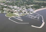 Gimli Harbour - Heartland International Travel and Tours - Architectural Tours - Winnipeg - Manitoba