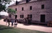 Lower Fort Garry - Heartland International Travel and Tours - Architectural Tours - Winnipeg - Manitoba