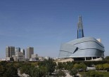 CMHR and Downtown