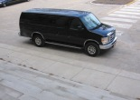 Executive Van - 9 Passenger