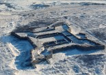 Raw Churchill Fort