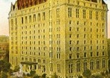 Vintage Hotel Fort Garry