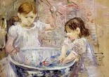 Berthe Morisot children