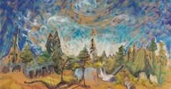Emily Carr Landscape