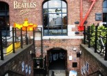 Beatles story outside